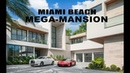 SPECTACULAR MEGA-MANSION IN MIAMI BEACH - 6360 N Bay Road - Listed with Nelson Gonzalez at EWM