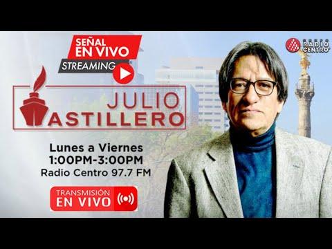 Las ultimas noticias totalmente En Vivo con Julio Astillero en RadioCentroNoticias