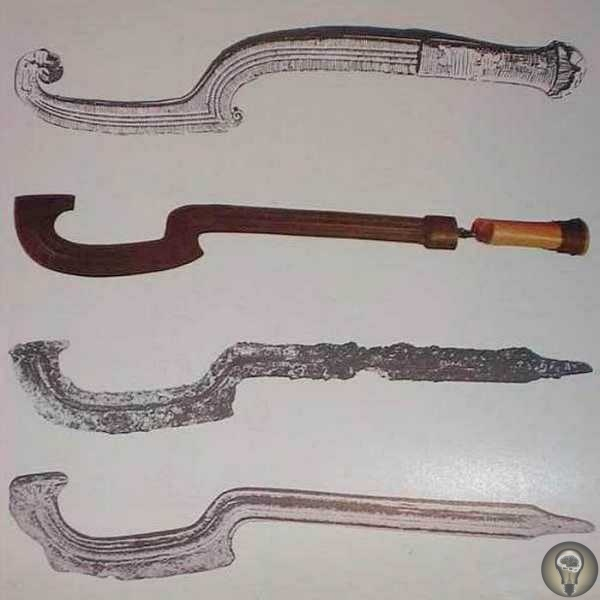 Спецназ ДРЕВНЕГО ЕГИПТА Хопеш - вид орудия Древнего Египта с клинком в форме серпа. По своему виду и функционалу он напоминает что-то срединное между саблей и топором. Это холодное оружие крайне