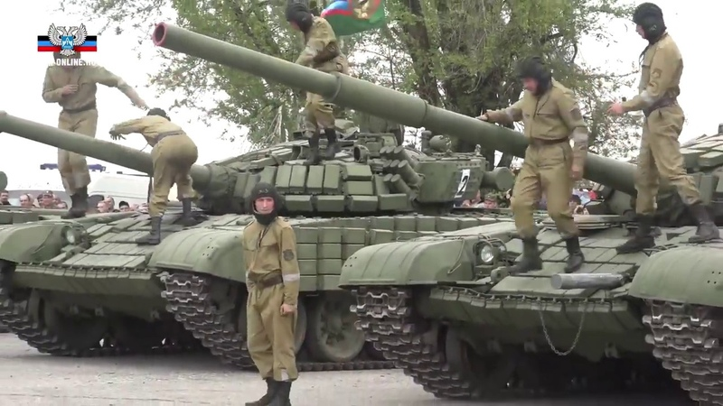 Саур-Могила | «Танковый Вальс»