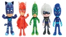 Pj masks finger family with tayo bus