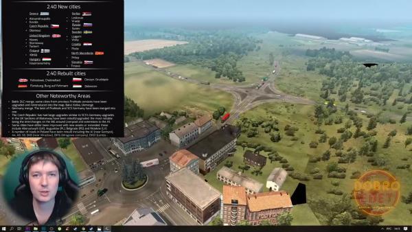Euro Truck Simulator 2 Обзор как скачать и установить ProMods 2 40 Для 1 34