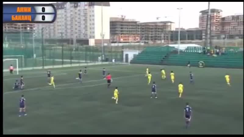 «Caspian Cup-2019».«Анжи» 4-0 «Бананц». Гол Алибека Ахмедова