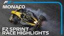 Formula 2 Sprint Race Highlights 2019 Monaco Grand Prix