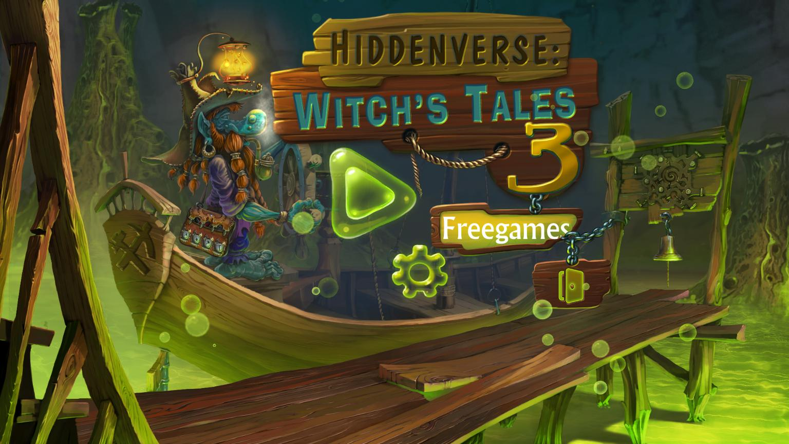 Hiddenverse: Witch's Tales 3 (En)
