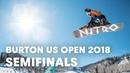 REPLAY Snowboarding Slopestyle Semifinals at Burton US Open 2018 Men's Semifinals