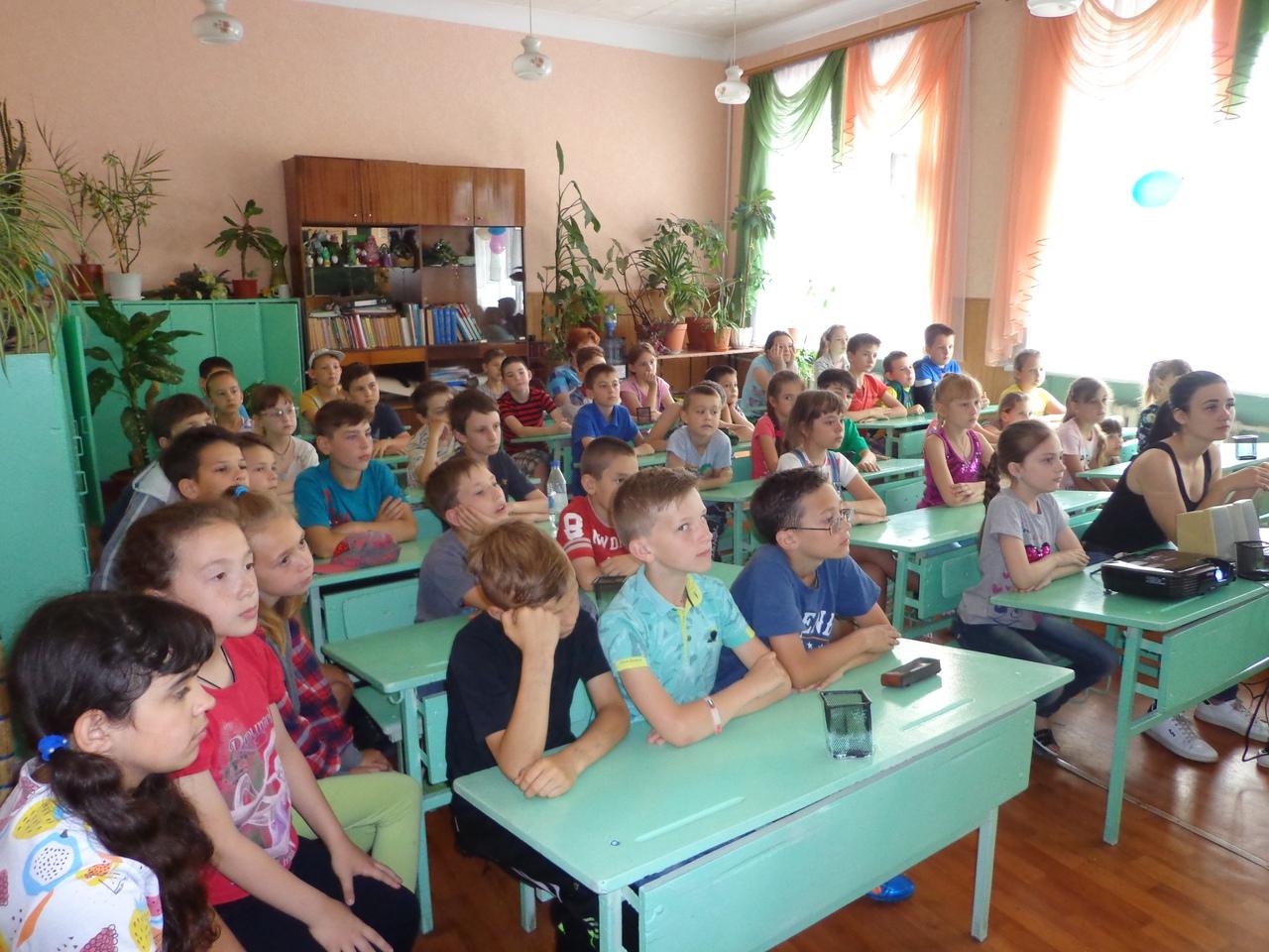 отдел обслуживания учащихся 5-9 классов, Донецкая республиканская библиотека для детей, юбилей автора, пушкин, лето в библиотеке, работа с пришкольными лагерями