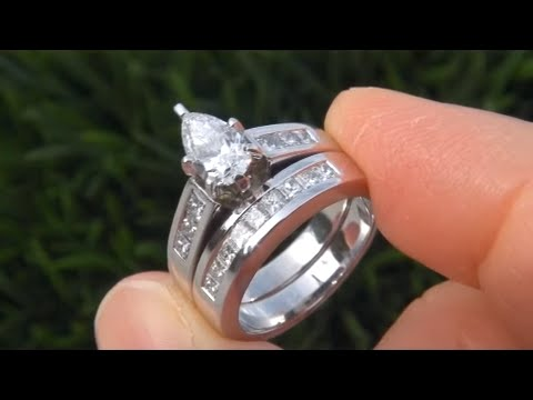 Decided Against Marriage - Now Auctioning Diamond Engagement Ring To Remain Single