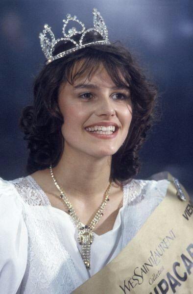 Маша Калинина, первая мисс СССР, 1988 год