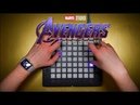Avengers Endgame Main Theme Orchestral Launchpad Cover