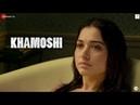 Промо фильма Khamoshi - Прабху Дева, Таманна Бхатия, Шрути Хаасан,, Шамир Тандон