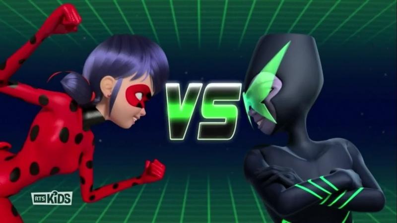 Miraculous Ladybug Season 3 Episode 13 Gamer 2.0 (French Dub)