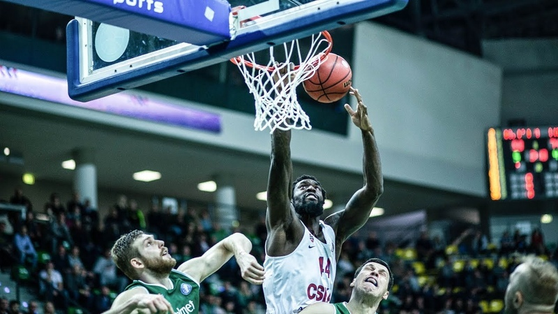 VTBUnitedLeague • Stelmet Zielona Gora vs CSKA Highlights March 11, 2019