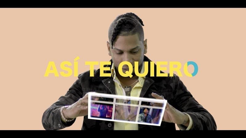 Black Jonas Point C-Kan - Asi Te Quiero (Videoclip Oficial)