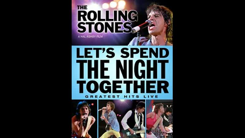 The Rolling Stones - Jumpin Jack Flash (Lets Spend the Night Together. Tempe, 13 December 1981)