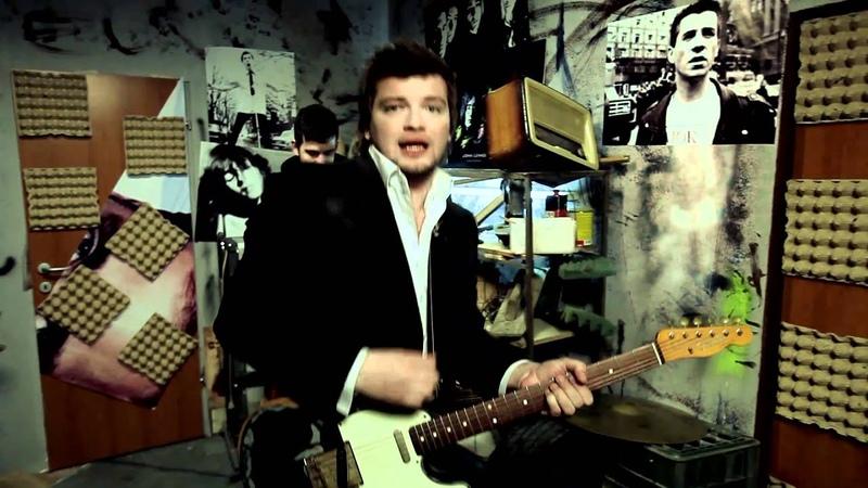 Vlatko Ilievski - Russkaya devushka (Macedonia, Official Russian Video, ESC 2011)