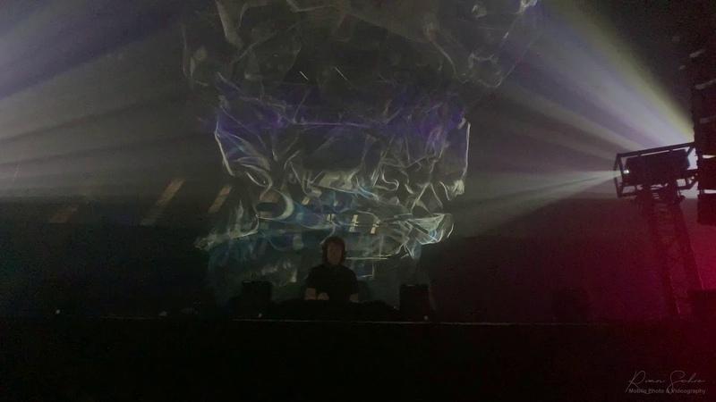 Hernán Cattáneo presents Sudbeat Showcase Amsterdam Moment wide lens footage