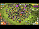 ТУРНИР ДЛЯ 10 РАТУШ НА СОТКУ В CLASH OF CLANS