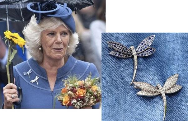 Королевские драгоценности второй жены принца Чарльза. Часть 2