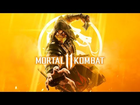 Mortal Kombat 11 | СТРИМ - Бешеная Компания в Кампании!
