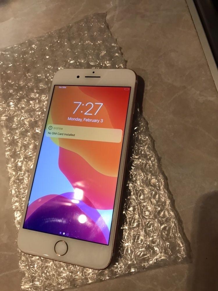 Купить IPhone 7+ 256 гб Розовый) В идеальном   Объявления Орска и Новотроицка №1040