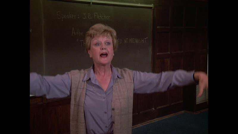 Она написала убийство HD - 1 сезон 5 серия [Murder She Wrote - S01 E05 Lovers And Other Killers] (1984)