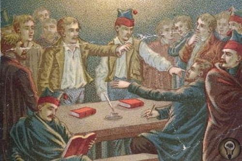 Карбонарии Тысячу лет назад в Швейцарии отшельник Теобальд создал братство угольщиков, добывавших и сжигавших древесный уголь в копях. Святой Теобальд стал покровителем всех угольных братств в