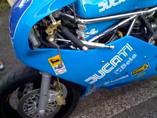 Ducati desmo extreme sound