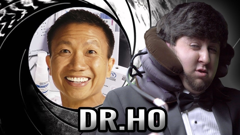 Dr Ho: License to Practice - JonTron (rus vo)