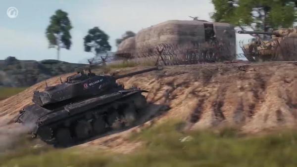 World of Tanks - Самая легкая награда игры