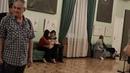 07.VID.Andrej Bukreev. Уступаю в зеркале сам себе дорогу. Фойе. В антракте. Балет Лебединое озеро. Самарский академический театр оперы и балета. Ос...