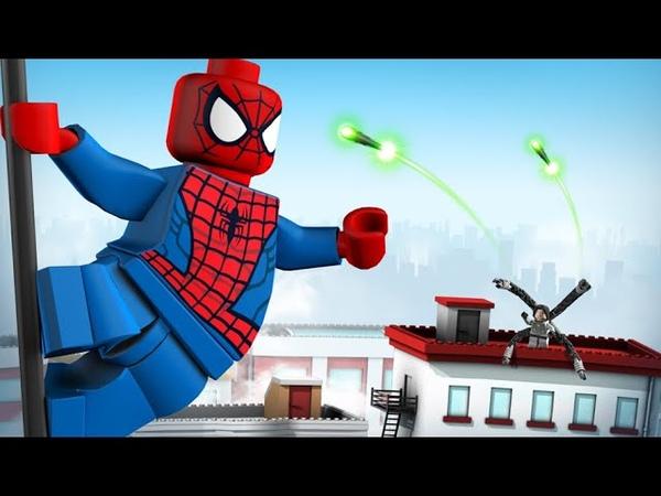 LEGO Spider Man Episode 1