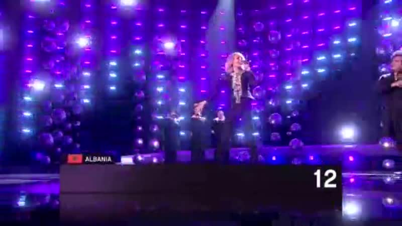 Eurovision Song Contest 2010 (25th May 2010)