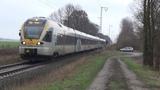 9 Bakken Eurobahn Flirt komen langs Boisheim