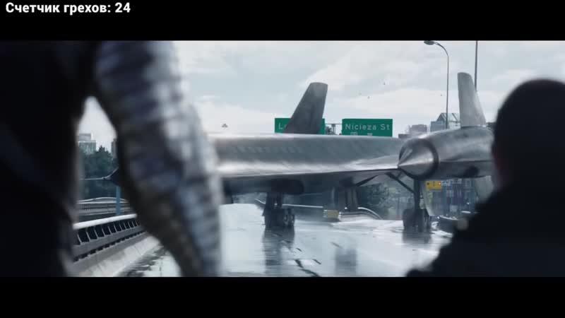 [KINOKOS] Все киногрехи и киноляпы фильма Дэдпул