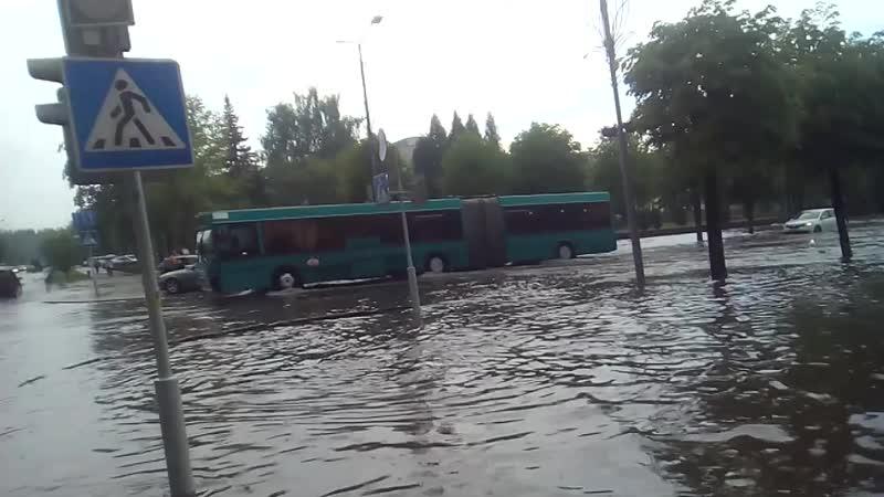 Новополоцкий потоп