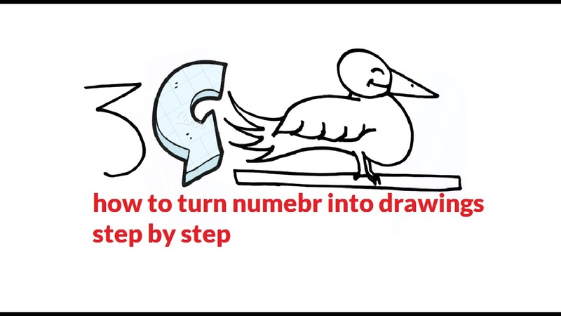 How to turn numbers into drawings ☆