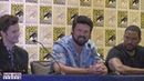 Amazon Prime's 'THE BOYS' Press Conference Karl Urban Erin Moriarty Chace Crawford