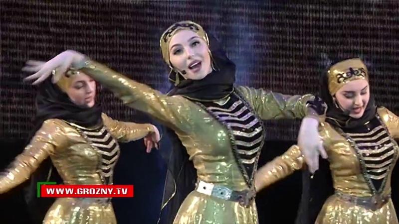 Сольный концерт Аймани Айдамировой