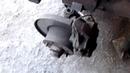 Обзор самодельного гусеничного минитрактора
