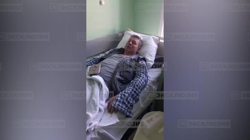Предполагаемый виновник ДТП с маршрутками в Петербурге рассказал о причине аварии