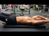 6 Pack Abs - Simple, Killer Core Exercise- Swiss Ball Exchange