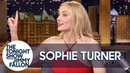 Sansa vs. Daenerys: Sophie Turner Blames Emilia Clarke for Game of Thrones Coffee Cup-gate