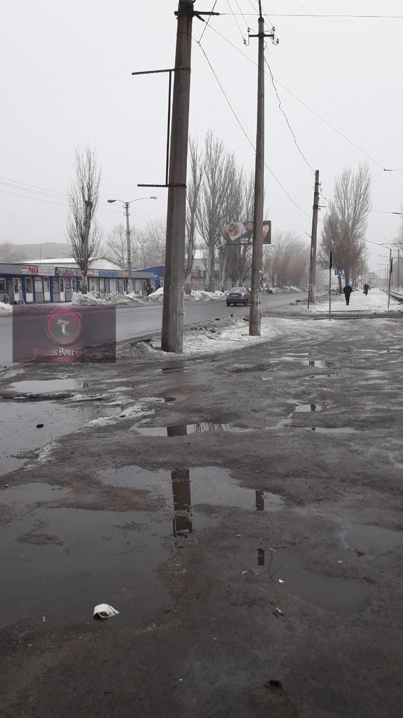 """""""Напоминает Сайлент Хилл"""": появились унылое фото из Донецка"""