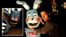 Toy Bonnie in vent - Real Hand Crafted Prop - Five Nights at Freddy's series