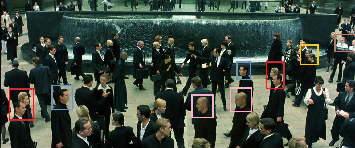7 интересных наблюдений о первой Матрице