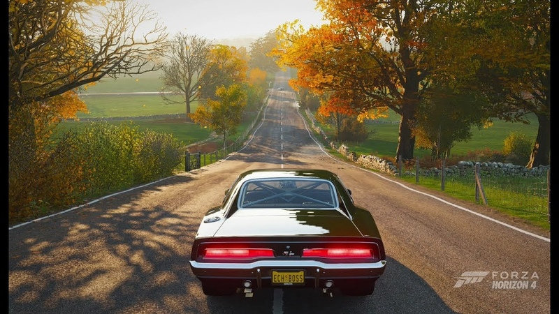 Forza Horizon 4 950Hp 1969 DODGE CHARGER R T Supra Killer