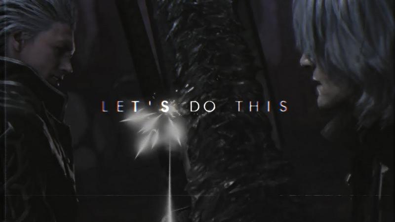 Dante x vergil | lets do this [DMC5]