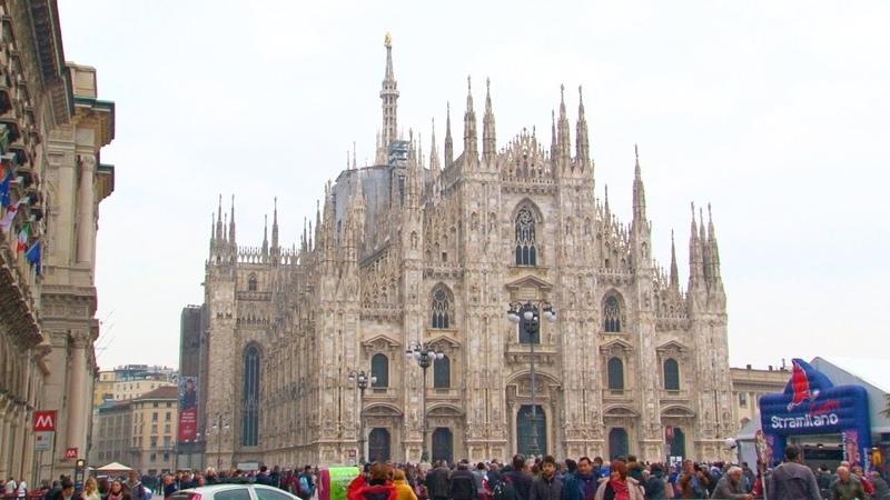 Magov pozdrav iz Milana 15-04-2019