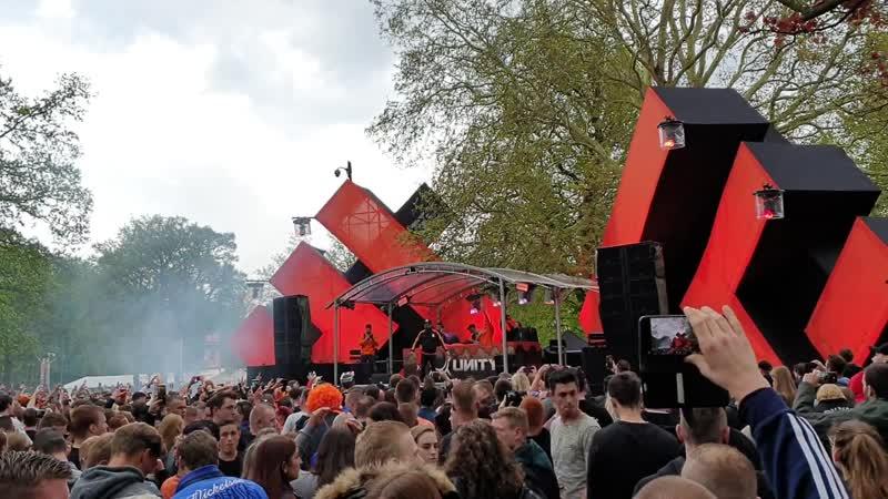 Sefa - Live at HARDFEST - Orange We Are 2019 @ Enschede